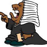 Смешные заявления в суде